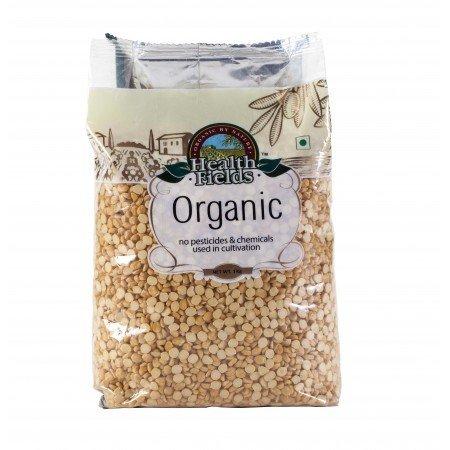 organic chana dal or split bengal gram